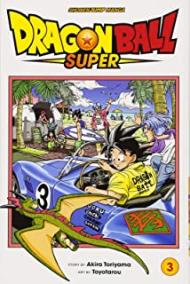 Dragon Ball Super 3: Zero Mortal Project!: Volume 3