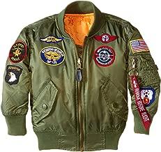 children's flight jacket