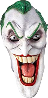 Costume Dc Heroes and Villains Collection Joker Latex Mask