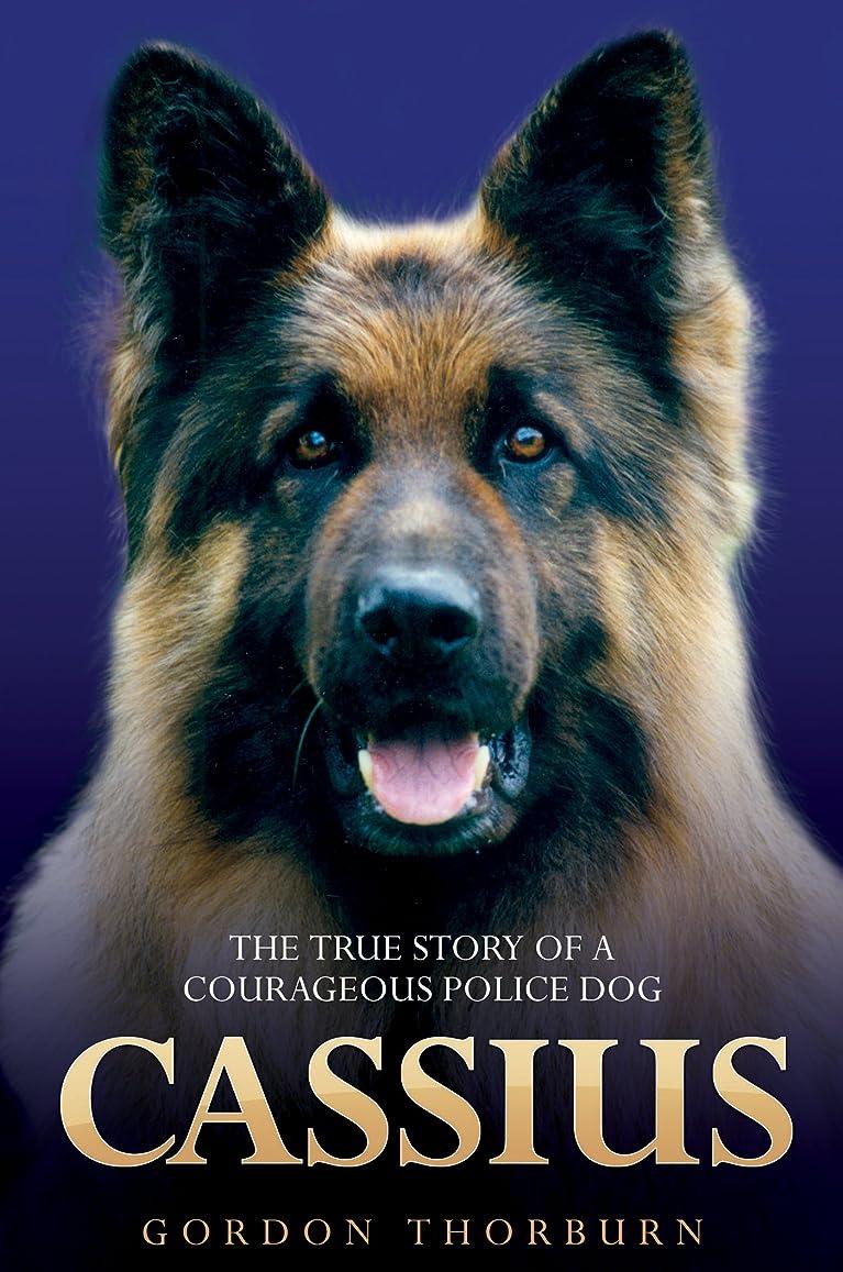 チェスをするメイン進行中Cassius - The True Story of a Courageous Police Dog (English Edition)