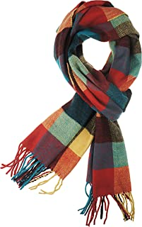 Best rainbow scarf men Reviews