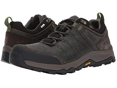 Teva Arrowood Riva WP (Black Olive) Men