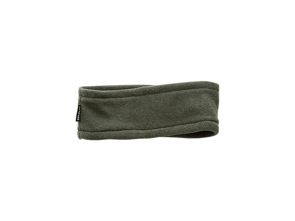 BULA Power Fleece Earband (Heather Ivory) Knit Hats