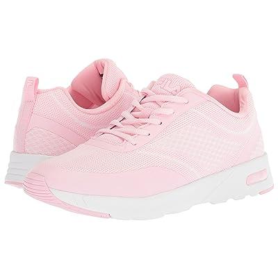 Fila Memory Chelsea Knit Running (Pink/Pink/White) Women
