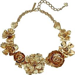 Oscar de la Renta - Bold Flower Necklace
