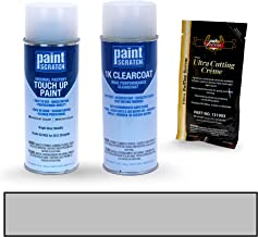 PAINTSCRATCH Bright Silver Metallic S2/WS2 for 2012 Chrysler 200 Series - Touch Up Paint Spray Can Kit - Original Factory OEM Automotive Paint - Color Match Guaranteed