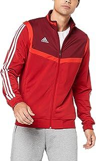 Adidas Men's TIRO19 PES JKT Sport Jacket, power red/White, 3XL