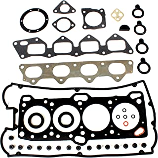 CNS EH233T2 Graphite Cylinder Head Gasket Set for Mitsubishi Eclipse, Eagle Talon, Plymouth Laser Turbo & Non-Turbo 2.0L 4G63T 4G63 93-94