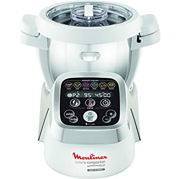 Moulinex HF800A13 Cuisine Companion (Reconditionné)
