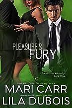 Pleasure's Fury: Billionaire Assassin Menage Romance