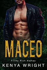 Maceo (Filthy Rich Alphas): (Illustrated Interracial Romance) Kindle Edition