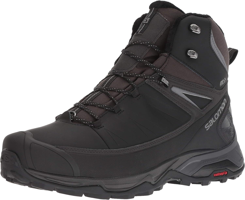 SALOMON X Ultra Ultra Ultra Mid Winter CS WP Walking Boots  skyndade sig att se