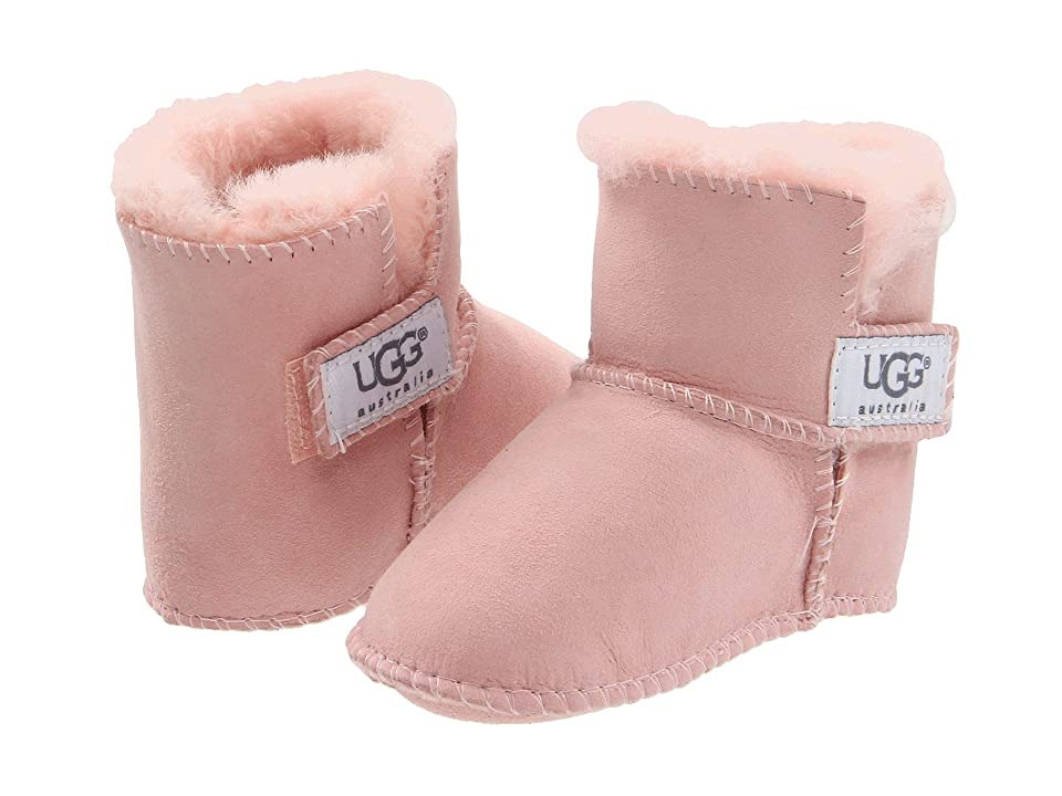 UGG Kids Erin (Infant/Toddler) (Baby Pink) Girls Shoes