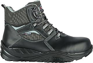Seguridad Botas Puskas correr talla 46 zapatos de seguridad S3 cuero negro Cofra 78470-000 negro