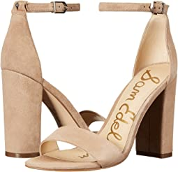 d980a7b3ce9825 Oatmeal. 1435. Sam Edelman. Yaro Ankle Strap Sandal Heel.  99.95. 4Rated 4  stars4Rated 4 stars. Molten Gold Soft Metallic Sheep Leather