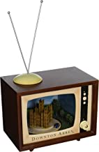Downton Abbey Lighted Battery Operated Action Musical TV Featuring Highclere Castle, 8.5
