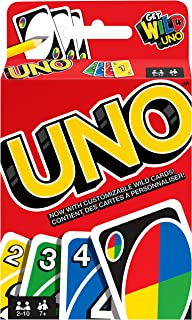 Mattel–Uno–Juego de Cartas [UK Import]