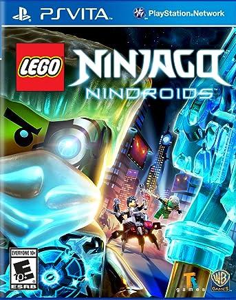$21 » LEGO Ninjago Nindroids - PlayStation Vita