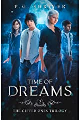Time of Dreams: A Teen Superhero Fantasy (The Gifted Ones Book 2) Kindle Edition