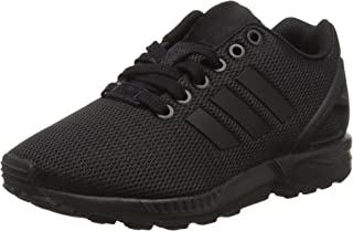adidas Women's ZX Flux Shoes, Core Black/Core Black/Core Black