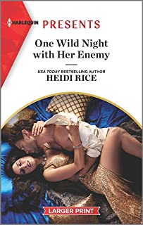 One Wild Night with Her Enemy: An Uplifting International Romance: 1