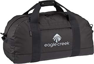 Eagle Creek No Matter What Duffel - Water-Resistant Carry On Travel Luggage One Size Black