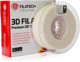 Filatech FilaTough High Performance Filament-1.75mm-Natural White-1.0KG - Made in UAE