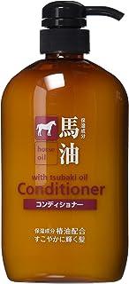 熊野油脂 馬油コンディショナー 600ml