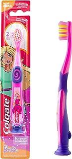 فرشاة اسنان للاطفال من كولجيت، لسن 2-5 سنوات، متنوعة الالوان والتصميمات