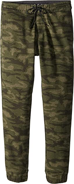 Sofa Surfer All Sevens Camo Pants (Big Kids)