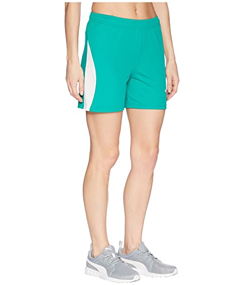 Liga Shorts PUMA White Pepper Green Puma UZxqwdAgx