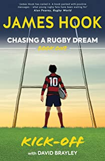 Chasing a Rugby Dream: Book One: Kick Off