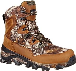 Men's Rks0324 Mid Calf Boot