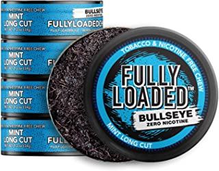 Fully Loaded Chew - 5 Pack - Tobacco and Nicotine Free Mint Flavored Chew