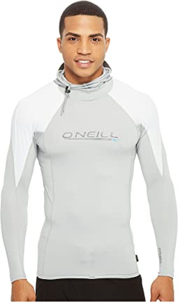 O'Neill - Skins O'Zone Long Sleeve w/ Hood