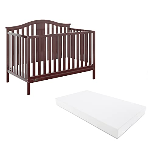 hot sale online 64776 03835 Crib with Mattress Included: Amazon.com