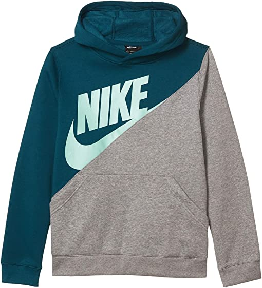 Under Armour Boys Rise Graphic Long Sleeve Hoodie