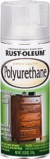 Rust-Oleum 7872830 Specialty Polyurethane Spray, Satin, 11.25 Oz