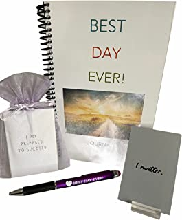 Affirmation Cards with Gratitude Journal
