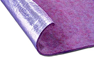 Thermo-Tec 14120 48' X 72' One Sided Thermo Guard Flame Retardant