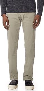 Men's The Lux Khaki Tailored Trouser