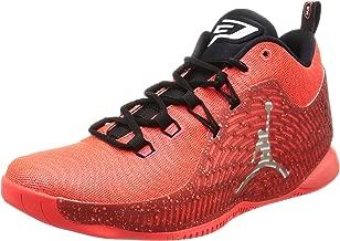 Jordan Nike Men's CP3.X Infrared 23/White/Black Basketball Shoe 10 Men US