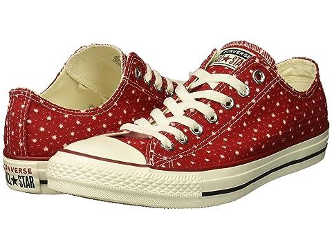 Converse Chuck Taylor® All Star® Ox - Perf Stars at 6pm 15324856d229