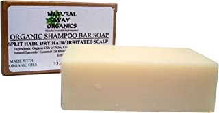 Organic Shampoo Bar Soap