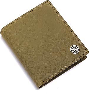 HAMMONDS FLYCATCHER Leather Men's Wallet (HF583_Green)
