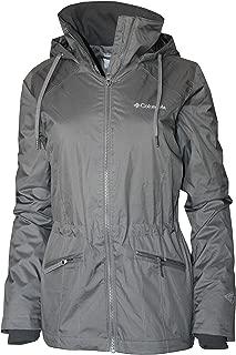 Columbia Women's Meadow Falls II Waterproof Hooded Jacket