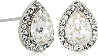 MESTIGE Women Crystal Amina Earrings with Swarovski Crystals