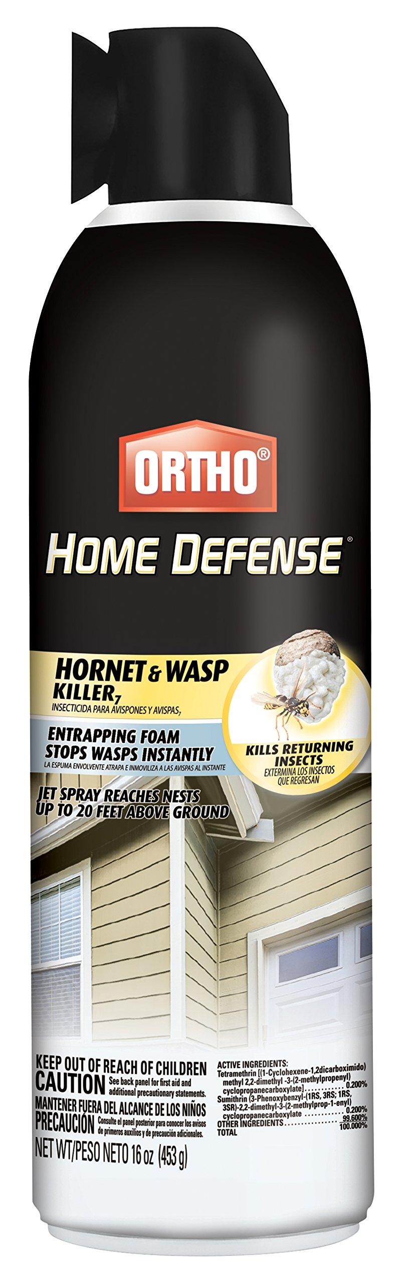 Ortho Home Defense Hornet & Wasp Killer7, 16 Oz