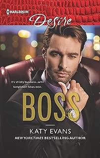 BOSS: A Billionaire Boss Workplace Romance (Harlequin Desire Book 2648)