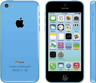 $69 » iPhone 5C Blue 16GB Unlocked ATT Tmobile Metro Cricket Straight Talk (Renewed)